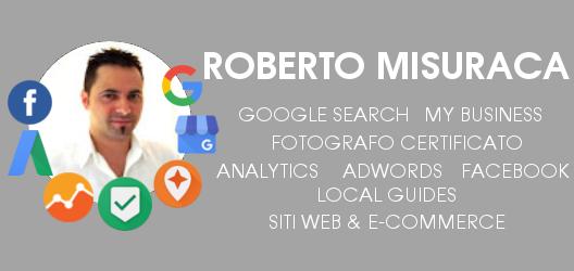 Roberto Misuraca Fotografo Certificato Google